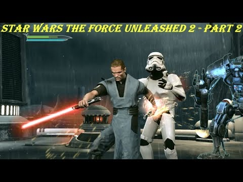 STAR WARS The Force Unleashed 2 - Part 2