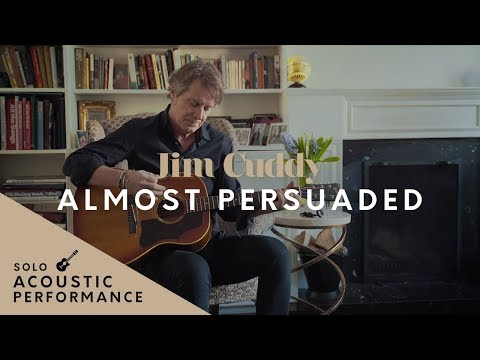 Jim Cuddy - Almost Persuaded (Solo Acoustic Performance)
