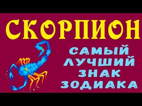 СКОРПИОН - ЛУЧШИЙ ЗНАК ЗОДИАКА. Не Боится Говорить Правду! Хорошо Развита Интуицию Гороскоп Скорпион