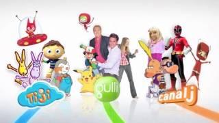 Le Pôle TV Jeunesse et Famille de Lagardère Active