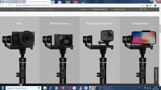 Бюджетный стабилизатор для фотокамер экшн камер и смартфона
