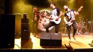 Aborted - Sanguine Verses (...Of Extirpation) & Wall Of Death (Live @ Z7 Pratteln 2016)
