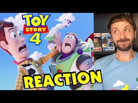 Toy Story 4 | Official Teaser Trailer Reaction & Analysis