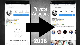 How to view Instagram Private Account Photos - English Re-Upload - 2017