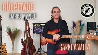 Gülpembe | Barış Manço Ahmet Güvenç | Bass Cover