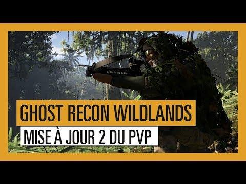 Seconde mise à jour du PVP - Jungle Storm  de Tom Clancy's Ghost Recon : Wildlands