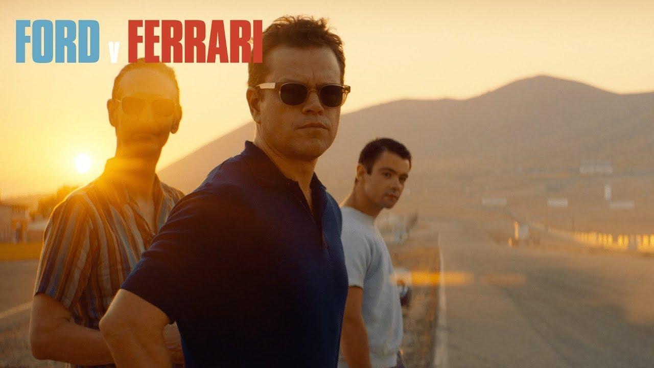 Ford v Ferrari - Misfits