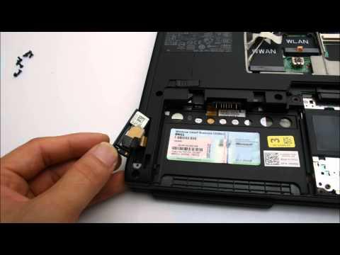 DELL XT2 노트북 분해(Laptop disassembly)