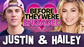 JUSTIN BIEBER & HAILEY BALDWIN | Before They Were Engaged | Dating History