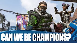 Apex Legends - Can Rob and Nath Become Champions?