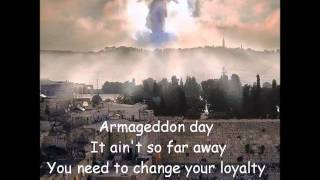 In Armageddon Valley (Someday),ApologetiX