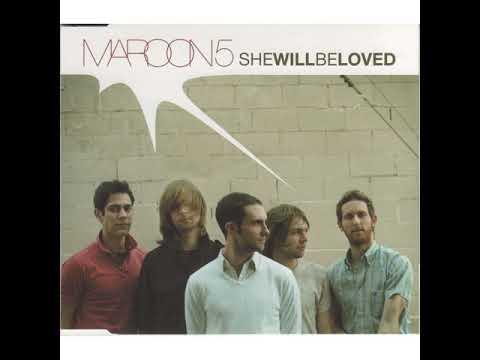 Maroon 5 - She Will Be Loved (Instrumental Original)