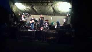 Video Rock Caffé Valdek - Roztoky u Křivoklátu 17.8.2013 - Knockin' on