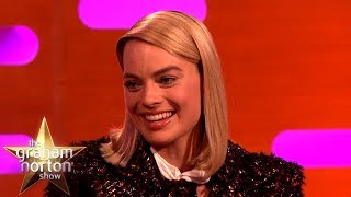 Margot Robbie Misbehaved a Lot When She Was Young   The Graham Norton Show