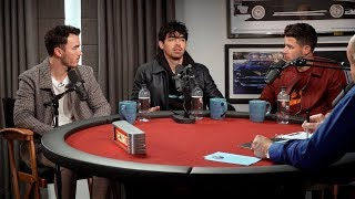 The Jonas Brothers! - The Hottest Band In The World Opens Up To Dr. Phil