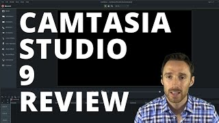 Camtasia Studio – video review
