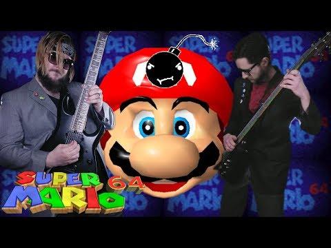 Download Inside The Castle Walls Super Mario 64 On Guitar