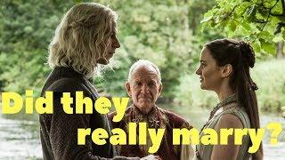 Did Rhaegar and Lyanna really marry?
