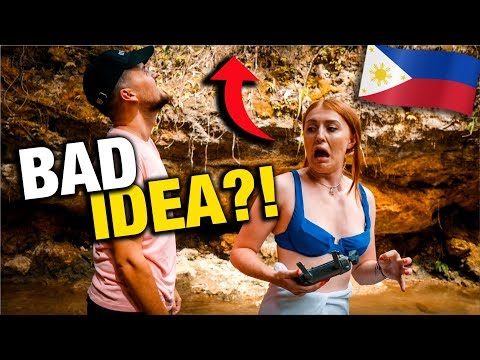 We Took A HUGE Risk In Cebu Mountains, This Was SCARY!
