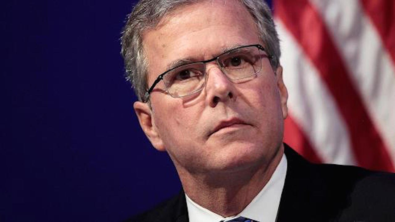 Jeb Bush Is Just As Crazy As The Rest Of Republican Candidates thumbnail