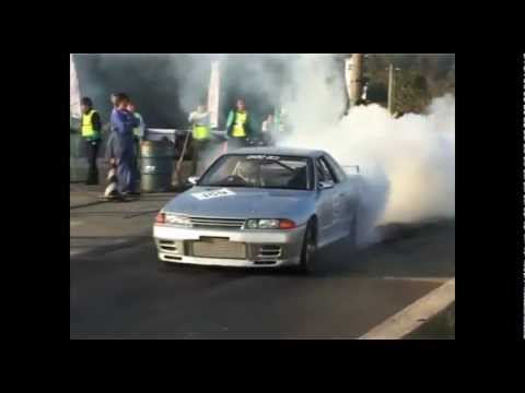 Jap Import Drag Racing