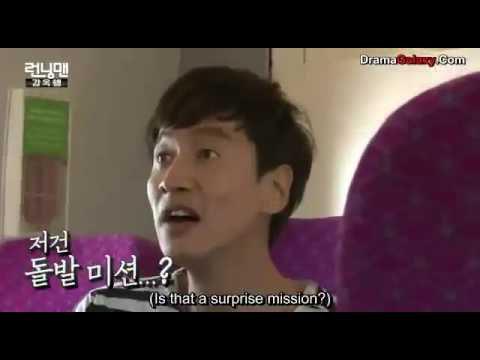 Running man episode 316 funny lee kwang soo