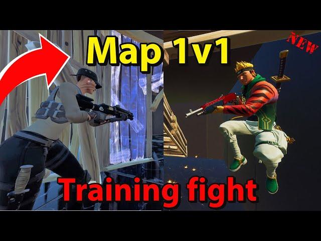 1v1 Training Fight