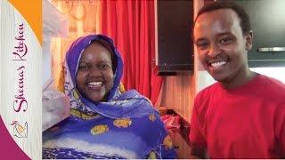 "#FridgeFun: Sheena attempts ""Pwani"" Swahili"
