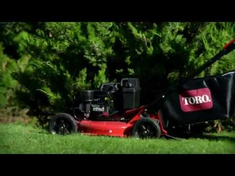 Toro® Commercial 21 Heavy-Duty Walk Behind Mowers