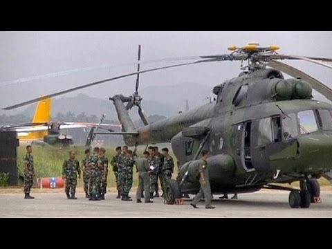 Ινδονησία: Βρέθηκαν οι σωροί των επιβαινόντων της Air Trigana