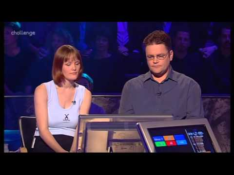 Who Wants to be a Millionaire September 2001 Parent and Child Special 3 End of Series