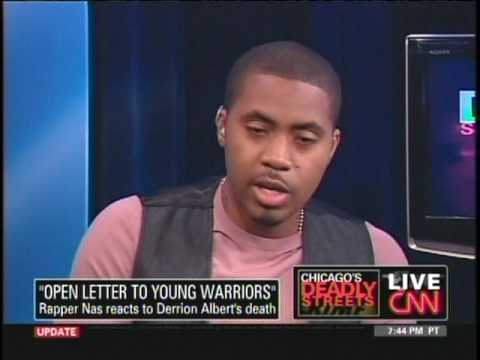 Don Lemon Open Letter.Nas On Derrion Albert W Cnn S Don Lemon Haziq Mceo