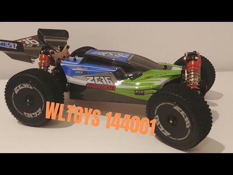 Wltoys 144001 first look