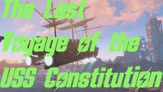 Fallout 4: Last voyage of the USS constitution quest guide