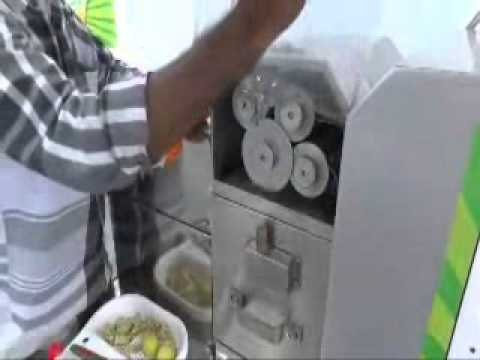 Cane Juicer Machine