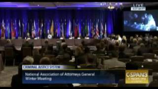 Attorney General Jeff Sessions Feb 28 2017