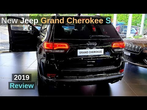 New Jeep Grand Cherokee S 2019 Review Interior Exterior