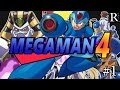 Épopée : Megaman 4 ( part 1 )
