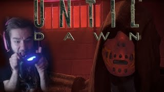 WHAT THE #$%@!? (Until Dawn Part 3)
