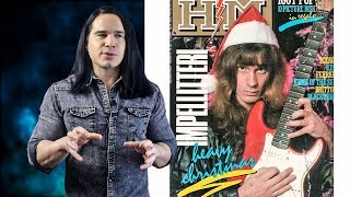 What's the deal with CHRIS IMPELLITTERI?