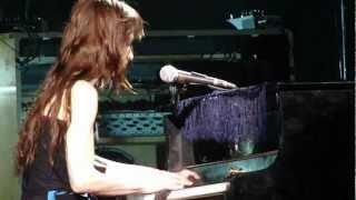 Fiona Apple Shadow Boxer Nashville 7 13 2012