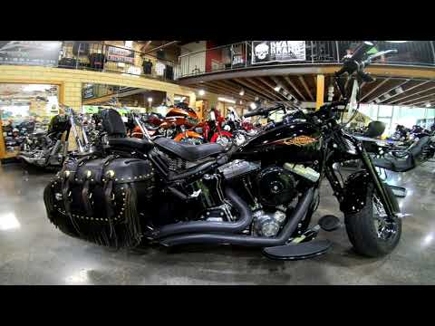 2011 Harley-Davidson Softail® Cross Bones™ in South Saint Paul, Minnesota - Video 1