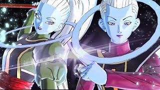 Angels of Dragon Ball! DYNAMIC DUOS! Whis & Vados!