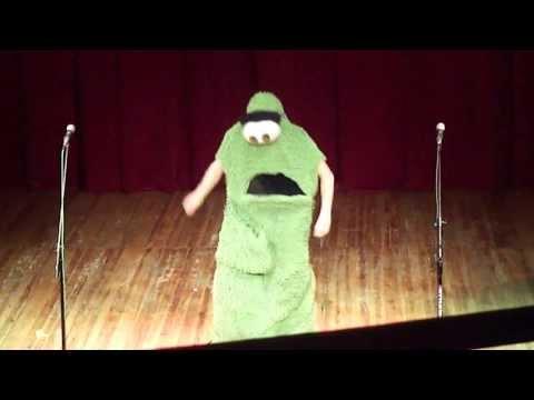 Kabaret Dno - Gadająca bakteria