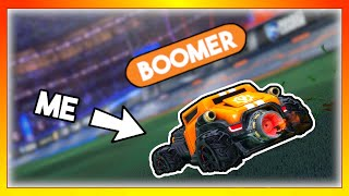 I went undercover as a Rocket League bot. Can I fool my opponents?