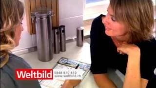 Weltbild TV-Spot: Familienplaner