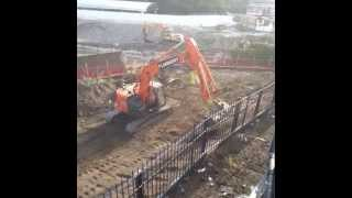 preview picture of video 'Lewisham Gateway: the new Station Road taking shape'
