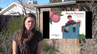 Poo to Peaches – A Children's Composting Toilet Book