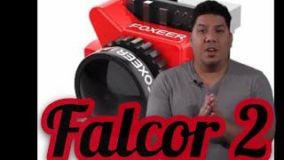Falkor 2 - Foxeer micro fpv drone camera 1200TVL, amazing image