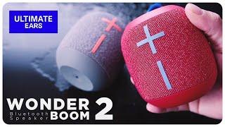 UE Wonderboom 2   Was ist neu?   vs. JBL Flip 4   3D Klangtest Binaural   2019   deutsch